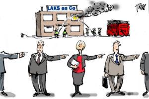 Onderhoud van brandveiligheid